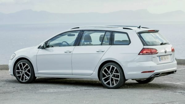 VW Passat Station Wagon